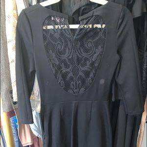 Women's juicy couture black dress